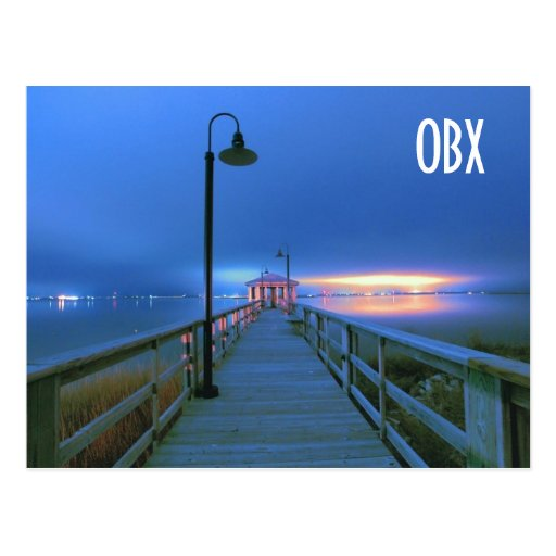Outer Banks NC Post Card