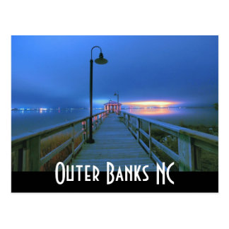 Outer Banks NC Postcard