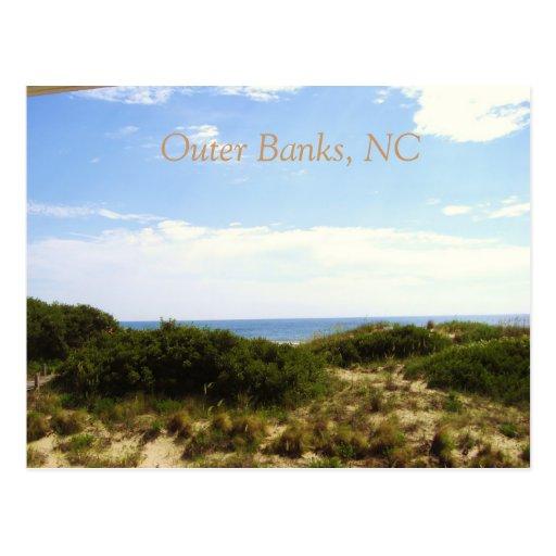 Outer Banks, NC Postcard