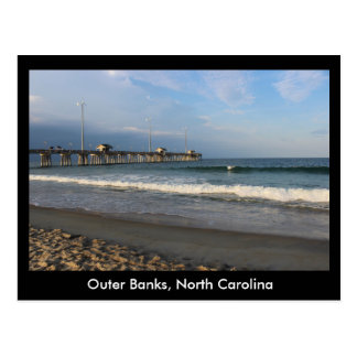 Outer Banks- North Carolina Postcard