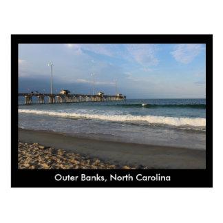 Outer Banks- North Carolina Postcard