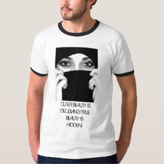 OUTER BEAUTY IS DECEIVING SHIRTS