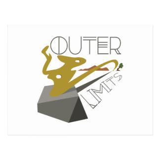 Outer Limits Landscape Postcard