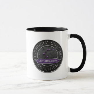 Outer Rim Outcast Exploration Division Mug