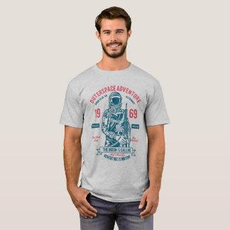 Outer Space Adventure 1969, Moonwalk, T-Shirt