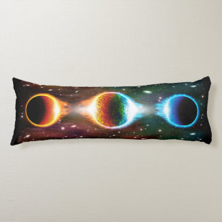 Outer space body cushion