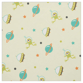 Outer Space | Boys Fabric