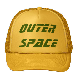 OUTER SPACE - Customized equipment Cap