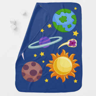 Outer space Design Blanket