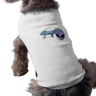 Outer Space Design Dog Shirt