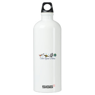 OUTER SPACE DREAMS SIGG TRAVELLER 1.0L WATER BOTTLE