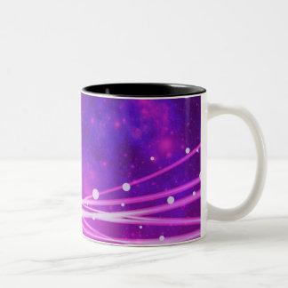 Outer Space Galaxy Mug