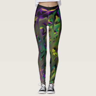 Outer Space Nonsense Leggings