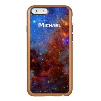 Outer Space North America Nebula Personalized Incipio Feather® Shine iPhone 6 Case