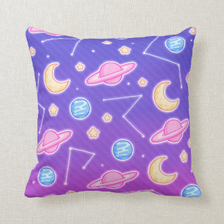 Outer Space! Pillow
