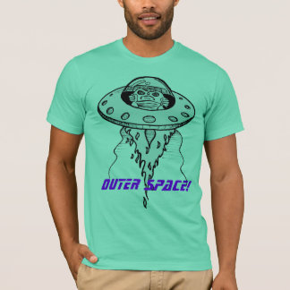OUTER SPACE! T-Shirt