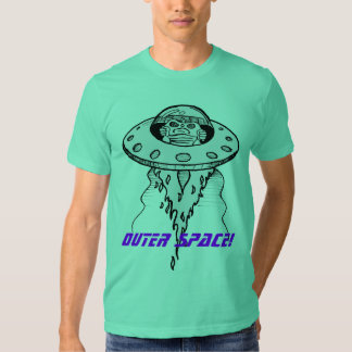 OUTER SPACE! TEE SHIRT