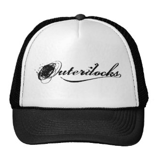 Outerdocks Black and White Trucker Hat Featured