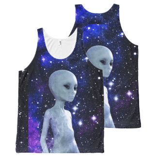 Outerspace Unisex Tank Top