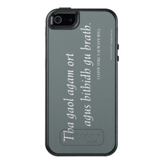 Outlander | I love you. I always will. OtterBox iPhone 5/5s/SE Case