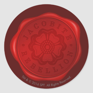 Outlander | Jacobite Rebellion Wax Seal