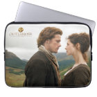 Outlander | Jamie & Claire Face To Face Laptop Sleeve
