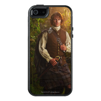 Outlander | Jamie Fraser - In Woods OtterBox iPhone 5/5s/SE Case