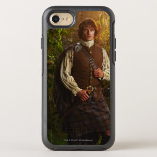 Outlander | Jamie Fraser - In Woods OtterBox Symmetry iPhone 7 Case