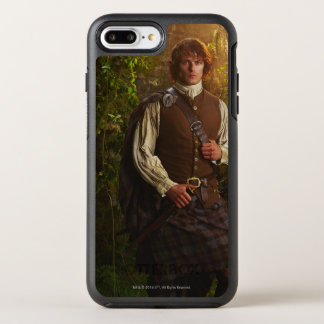 Outlander | Jamie Fraser - In Woods OtterBox Symmetry iPhone 7 Plus Case