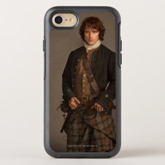 Outlander | Jamie Fraser - Kilt Portrait OtterBox Symmetry iPhone 7 Case