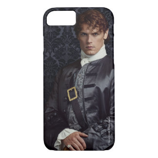 Outlander | Jamie Fraser - Portrait iPhone 7 Case