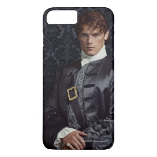 Outlander | Jamie Fraser - Portrait iPhone 7 Plus Case