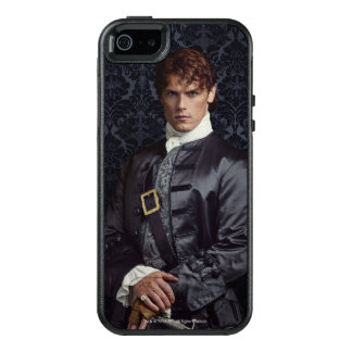 Outlander | Jamie Fraser - Portrait OtterBox iPhone 5/5s/SE Case
