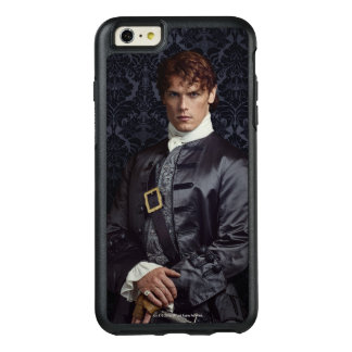Outlander | Jamie Fraser - Portrait OtterBox iPhone 6/6s Plus Case