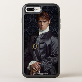 Outlander | Jamie Fraser - Portrait OtterBox Symmetry iPhone 7 Plus Case