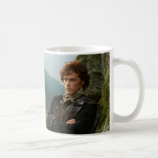 Outlander | Reclining Jamie Fraser Photograph Coffee Mug