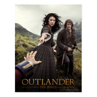 Outlander | Season 1B Key Art Postcard