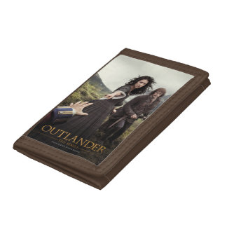 Outlander | Season 1B Key Art Tri-fold Wallet