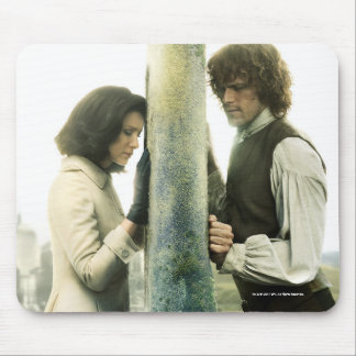 Outlander Season 3 | Claire and Jamie Mouse Pad