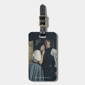 Outlander Season 3 | Jamie and Claire Affection Luggage Tag