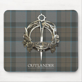Outlander | The MacKenzie Clan Brooch Mouse Pad