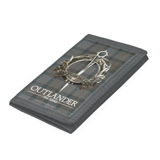 Outlander | The MacKenzie Clan Brooch Tri-fold Wallet