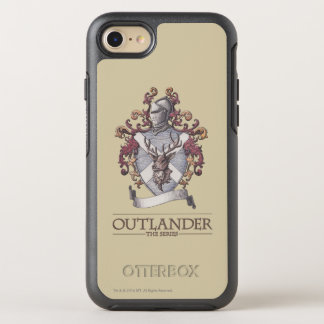 Outlander | The MacKenzie Crest OtterBox Symmetry iPhone 7 Case