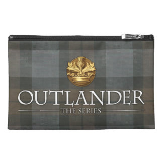 Outlander Title and Crest Travel Accessories Bag