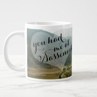 Outlander | You had me at Sassenach Large Coffee Mug