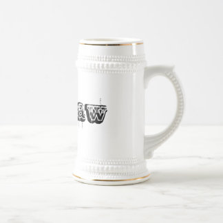 Outlaw Beer Stein