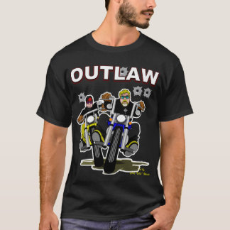 OUTLAW BIKERS T-Shirt
