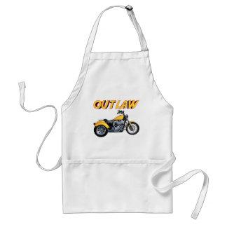 Outlaw Gold Trike Standard Apron