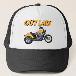 Outlaw Gold Trike Trucker Hat