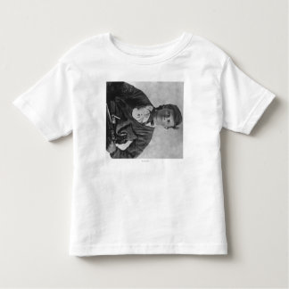 Outlaw Jesse James Portrait Photograph Toddler T-Shirt